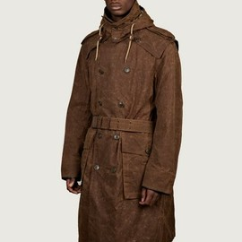 Polo Ralph Lauren - Men's Birdsong Oilcloth Overcoat