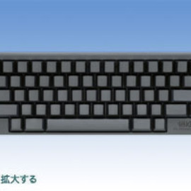 PFU - Happy Hacking Keyboard Professional2 墨/無刻印 PD-KB400BN