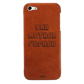 Toast - Leather iPhone 5 Cover / BMF