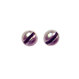 Giles & Brother - Tiny Screwhead Earrings
