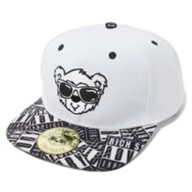 JOYRICH - Bear Face Advisory visor Snap Back