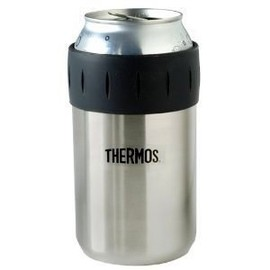 THERMOS - THERMOS ジャストフィット缶クーラー