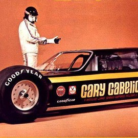 Gary Gabelich - Hot Rod