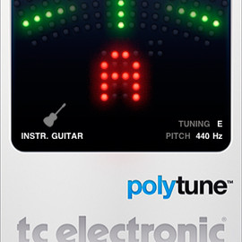 TC Electronic - polytune for iPhone