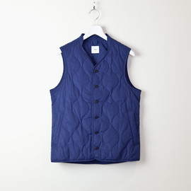 ts(s) - quilted liner vest