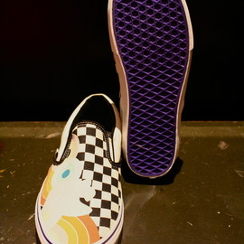FREE CITY×VANS - RonHerman FreeCity×VANS/ SLIP-ON
