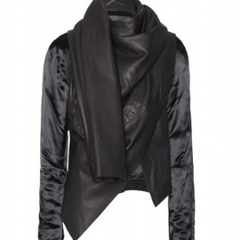 Haider Ackermann - Rickie Cropped Jacket