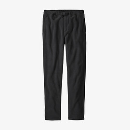 patagonia - Men's Lightweight Synchilla Snap T Pants-BLK