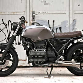 BMW - Image of Moto Sumisura Custom BMW K75 Motorcycle