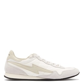 Isabel Marant - Bustee lightning-bolt nylon low-top trainers