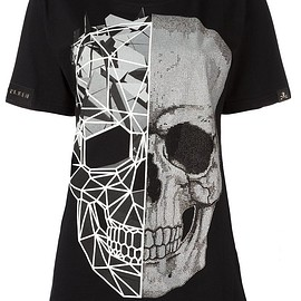 Philipp Plein - A Big Trouble Tシャツ
