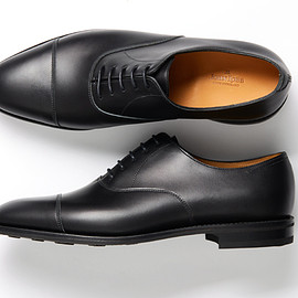 JOHN LOBB - CITY II in Aqua Calf