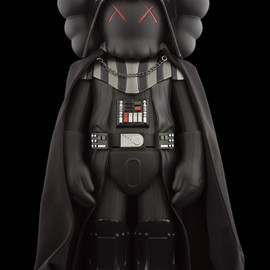 KAWS - STAR WARS Darth Vader KAWS Version