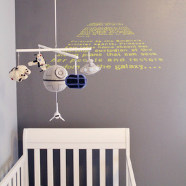 Star Wars Themed Nursery