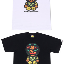 A BATHING APE - MILO FRUIT TEE