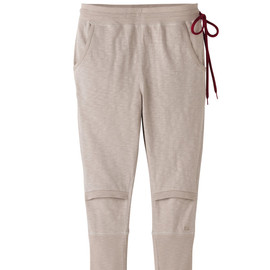 UU - W's UU cut&sewn ankle pants+
