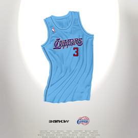 Dead Dilly - THE IDEA WAS TO PRETEND THAT BRANDS DESIGNED NBA JERSEYS