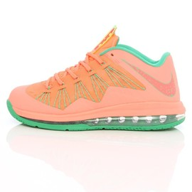 nike - Lebron X Low Bright Mango 'Watermelon'