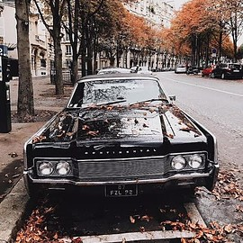 Ford - Lincoln Continental