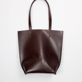 SARA BARNER - MORRISON BAG in DARK BROWN