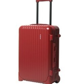 RIMOWA - SALSA RED (35L)