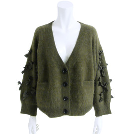 made in HEAVEN - ANGORA CARDIGAN