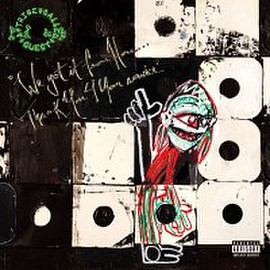 "a tribe called quest - A Tribe Called Quest ""We Got it From Here… Thank You 4 Your Service"" LP Vinyl"