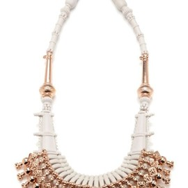 Ek Thongprasert - white necklace