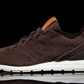 New Balance - M696 (Deconstructed) - Brown