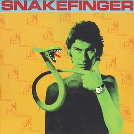 Snakefinger - Chewing Hides The Sound