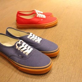 VANS - AUTHENTIC Ron Herman Exclusive