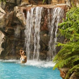 Singapore - The Sentosa, A Beaufort Hotel Waterfall
