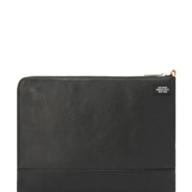 JACK SPADE - Mason Leather Large Full Zip Portfolio