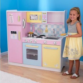 KidKraft - Large Pastel Kitchen