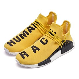 Pharrell Williams, adidas - Pharrell Williams x adidas Originals コラボシューズ 「Hu NMD」