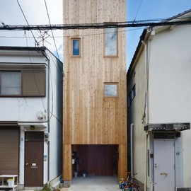 Fijiwarramuro Architects - House in Nada, Hyogo, Japan