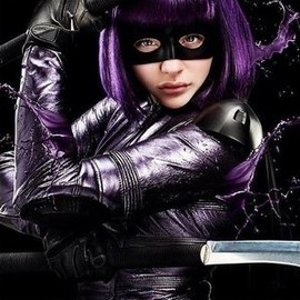 Kick Ass 2 - HitGirl の 戦闘力 !!!