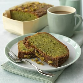 Forman & Field - Lemon & Pistachio Cake