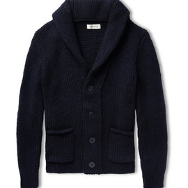 Simon Miller - Shawl-Collar Knitted-Cashmere Cardigan