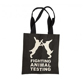 "Lush - Sac ""Fighting Animal Testing"""