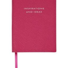 SMYTHSON - Inspiration and Ideas Panama notebook
