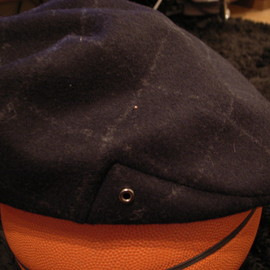 GALLERY1950 - Melton Hunting Cap