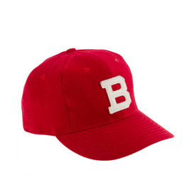 Ebbets Field Flannels - EBBETS FIELD FLANNELS® FOR J.CREW TWILL BALL CAP