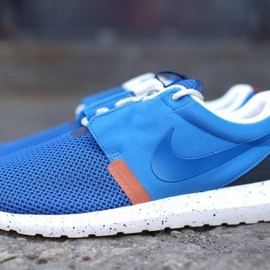 Nike - Roshe Run NM Breeze - Military Blue