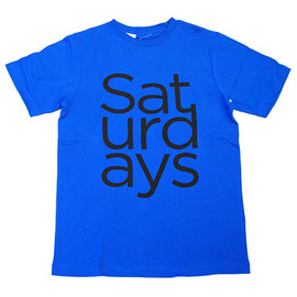 SATURDAYS SURF NYC - SATURDAYS SURF NYC サタデーズ サーフ SATURDAYS Tee Tシャツ