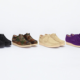 Supreme, Clarks - GORE-TEX Wallabee