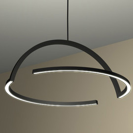 2D LED PENDANT LAMP BY DING3000