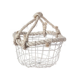 PUEBCO, プエブコ - ROPE BASKET (Small)
