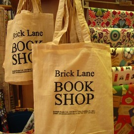 Brick Lane BOOK SHOP - かばん