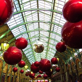 London - Covent Garden Christmas